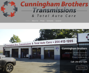 Cunningham Brothers Transmissions